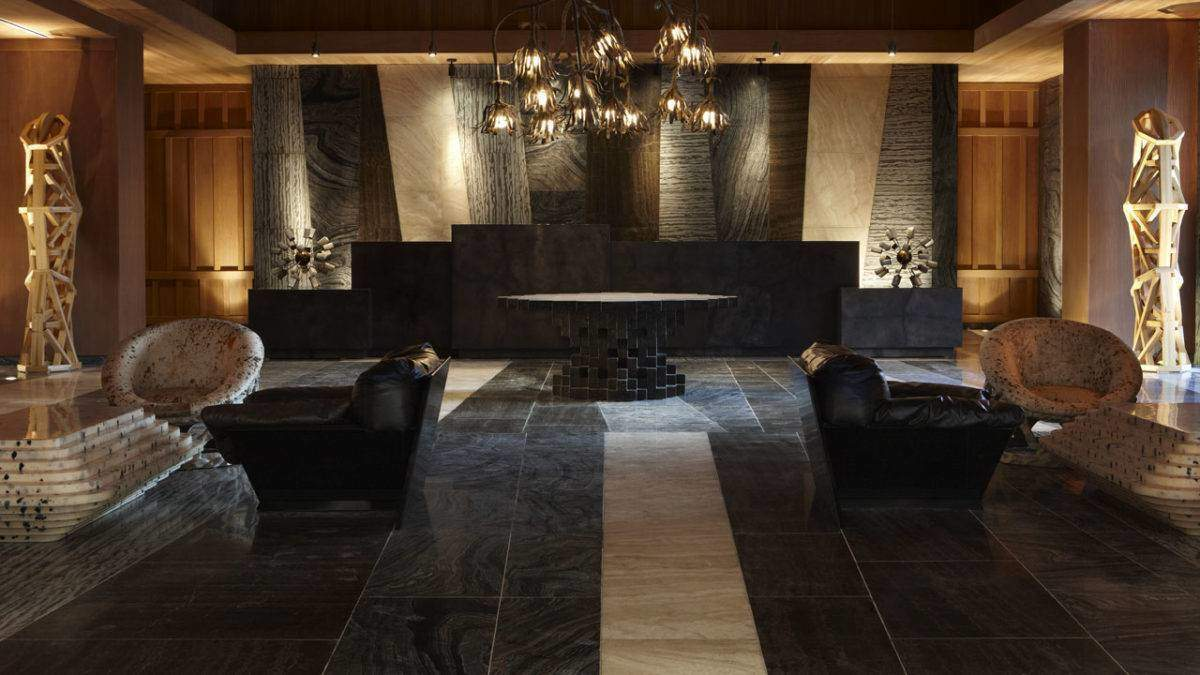The Viceroy Lobby and Reception