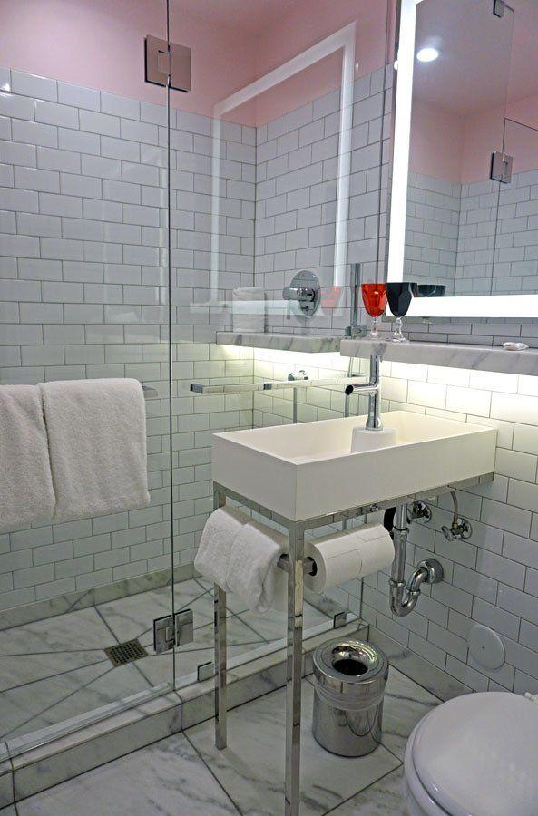 Mama Shelter Bathroom