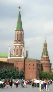 Nikolskaya Turm - State Historical Museum