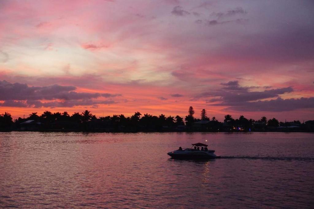 Pine Island Sound Sunset