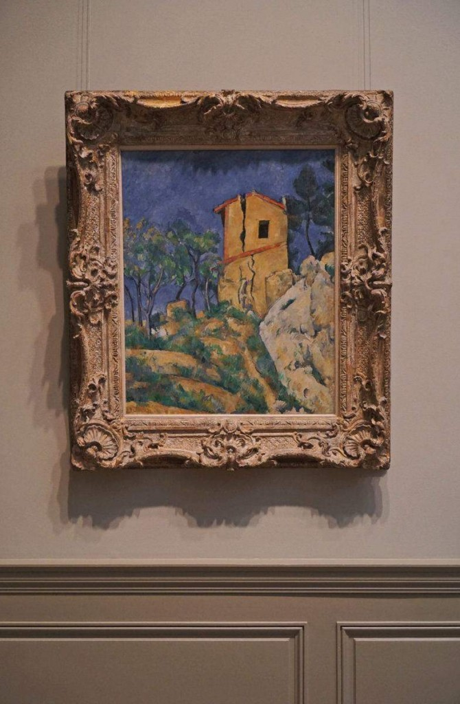 Cezanne influenced Hemingway more than any writer.