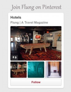 Hotels on Pinterest