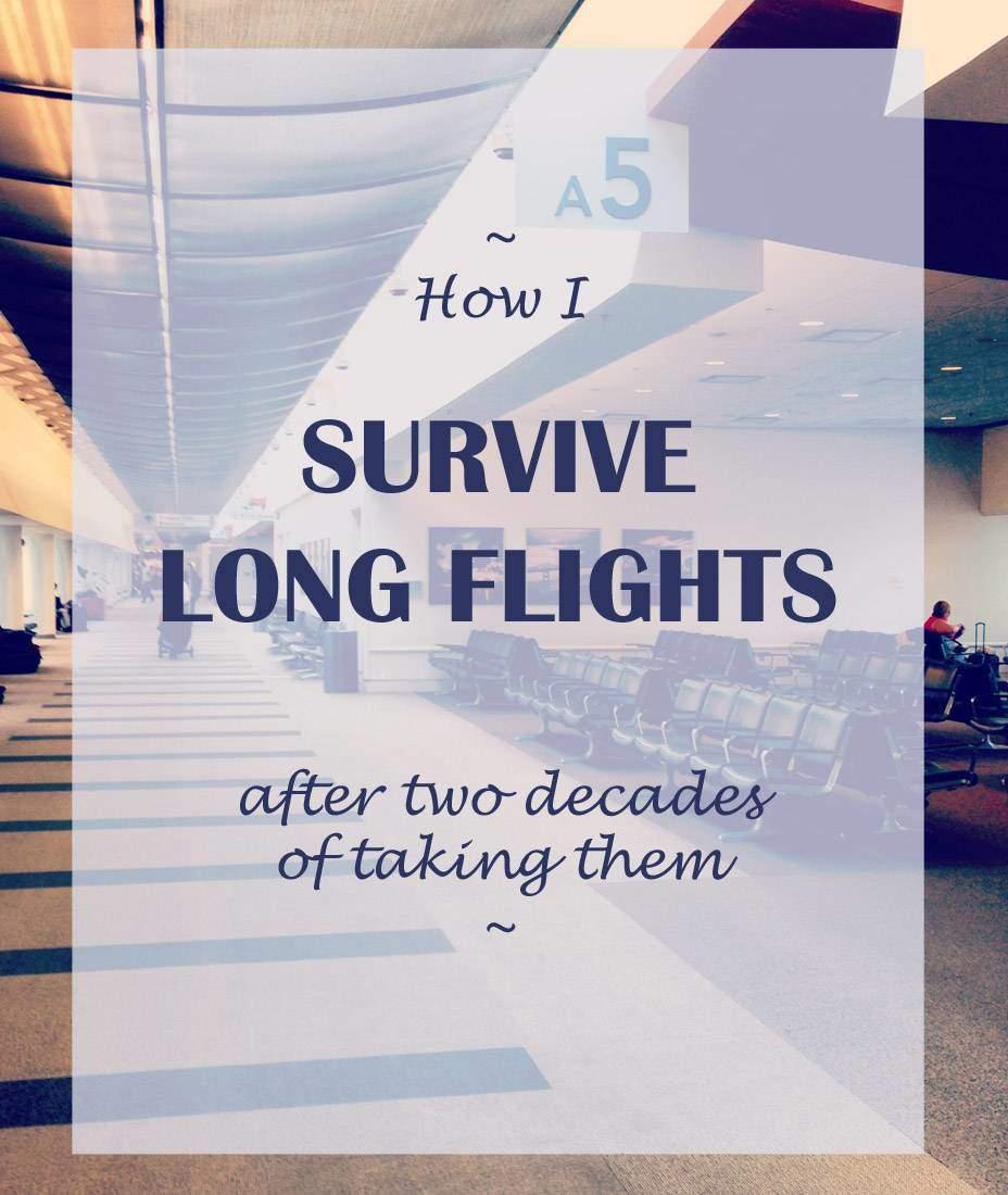 Survive Long Flights
