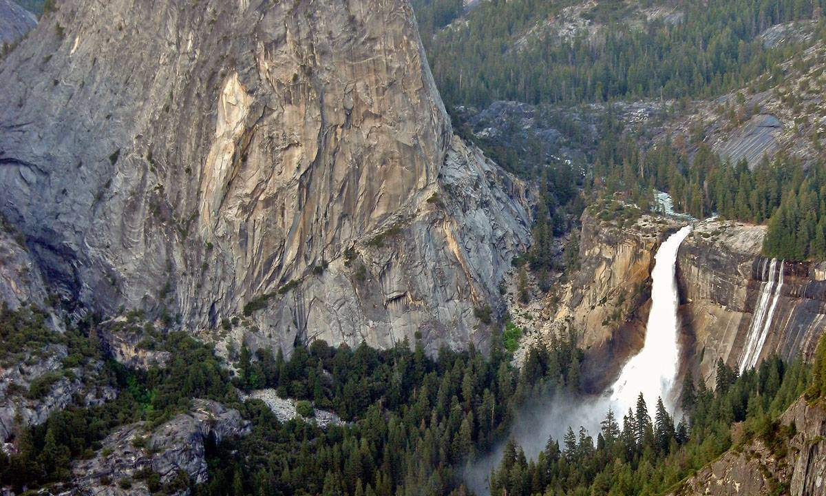 Yosemite National Park. Photo credit TK