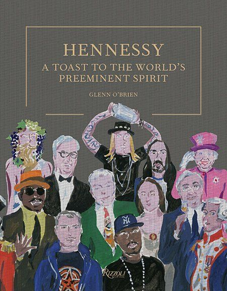 Hennessy Book Cover