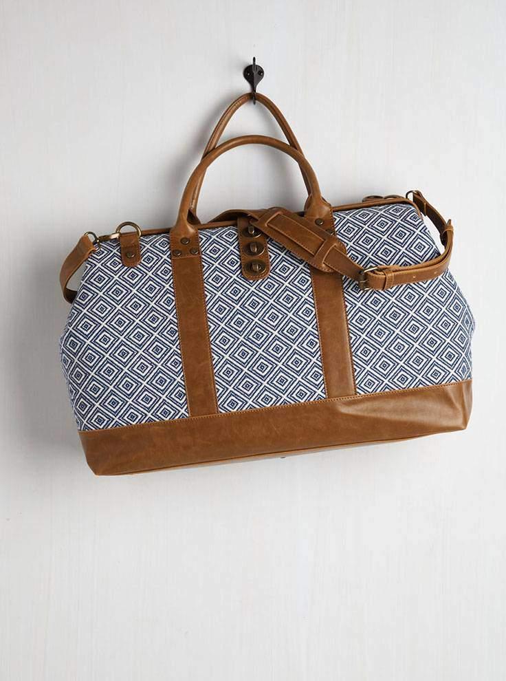 Mod Cloth Weekender Bag