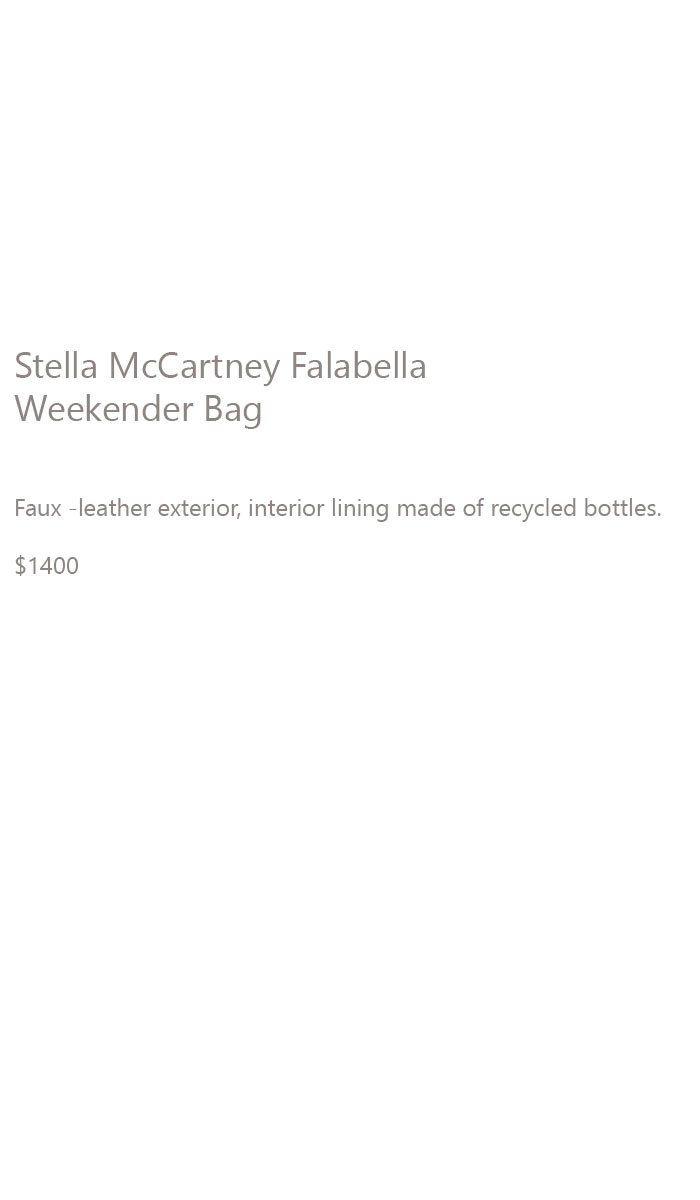 Stella McCartney Description