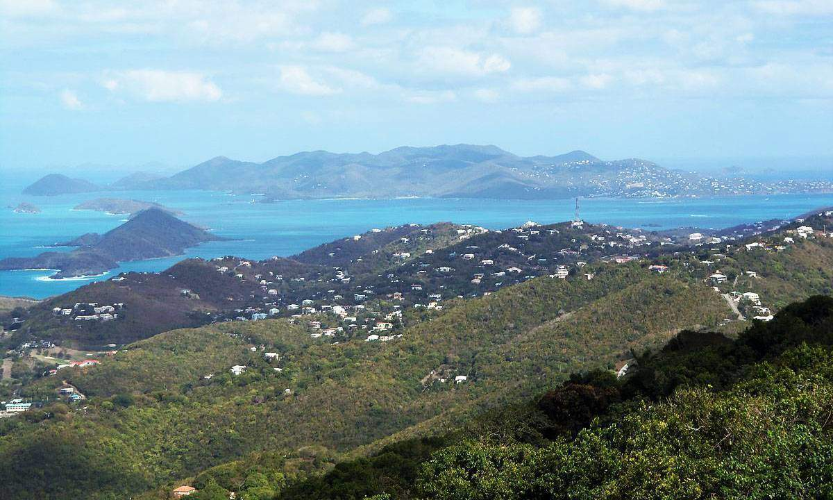 The island of St. John in the U.S. Virgin Islands. By Farragutful - Own work, CC BY-SA 3.0, https://commons.wikimedia.org/w/index.php?curid=30783242