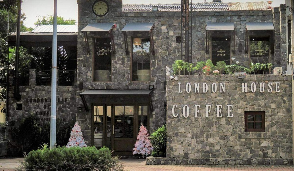 London House of Coffee.