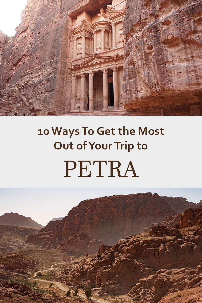 There's so much more to Petra than the Treasury.