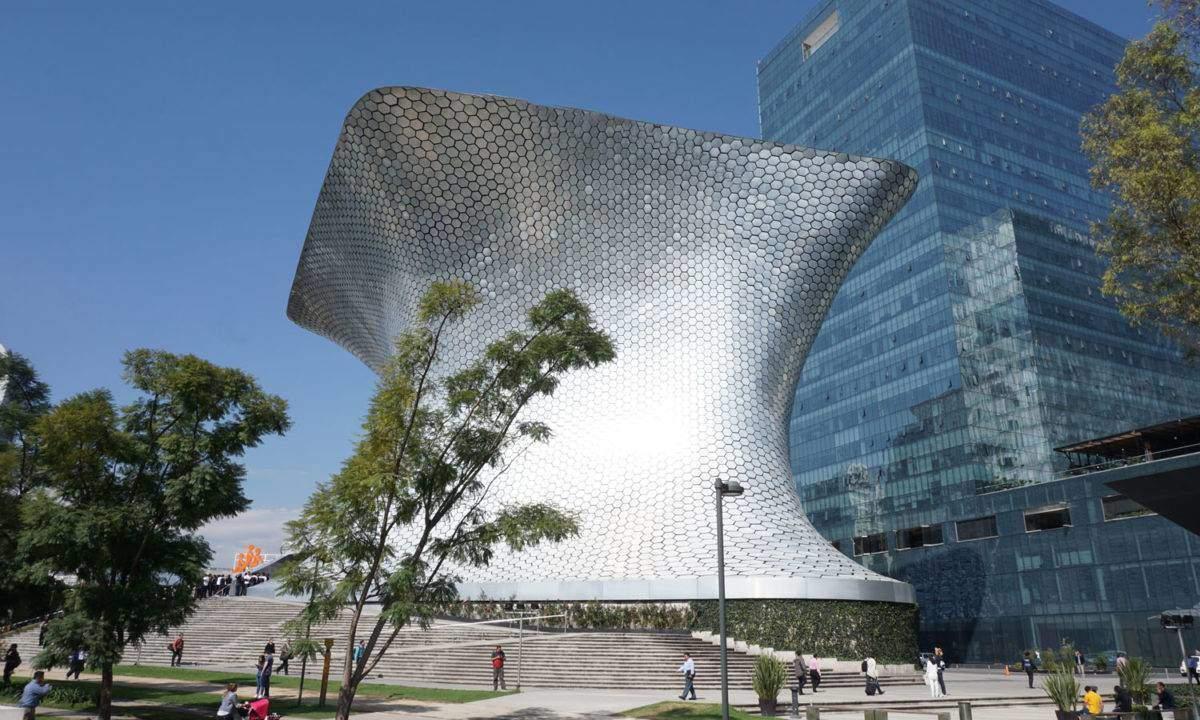 Museo Soumaya Mexico City