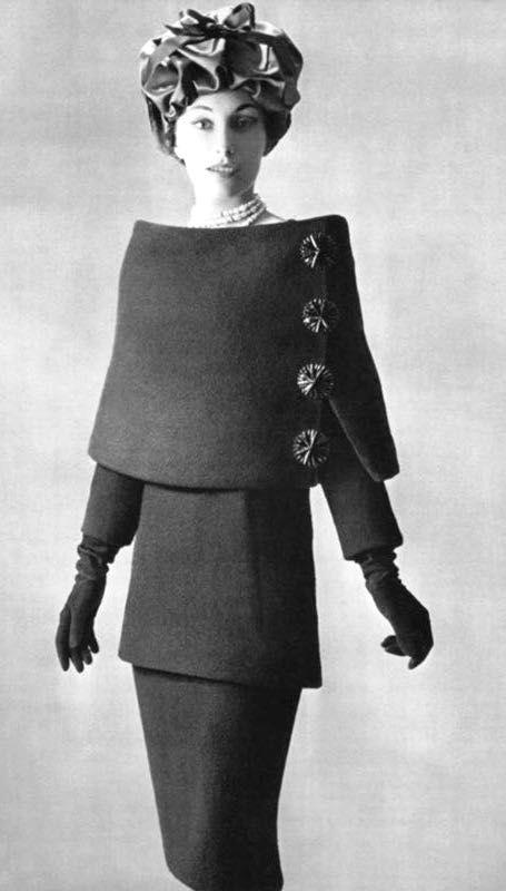 Wool suit , 1956.