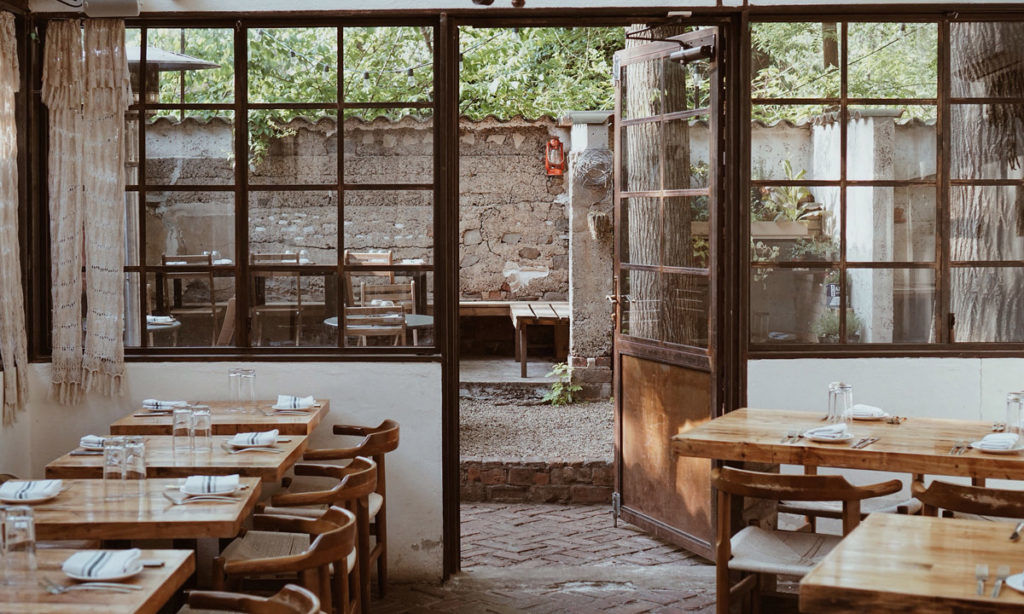 Colonia Verde in Fort Greene, Brooklyn | photo by Sarah Stodola