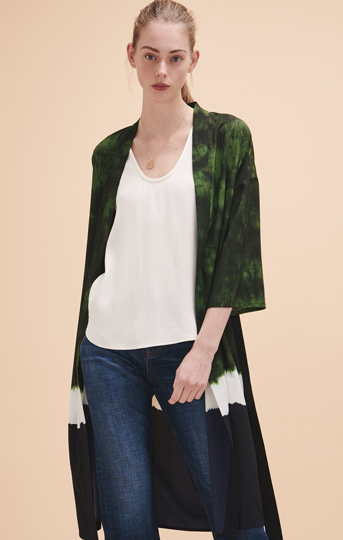 Maje Kimono