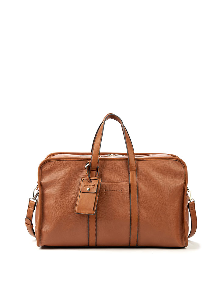 Sole Society Doxin Vegan Leather Weekender Bag