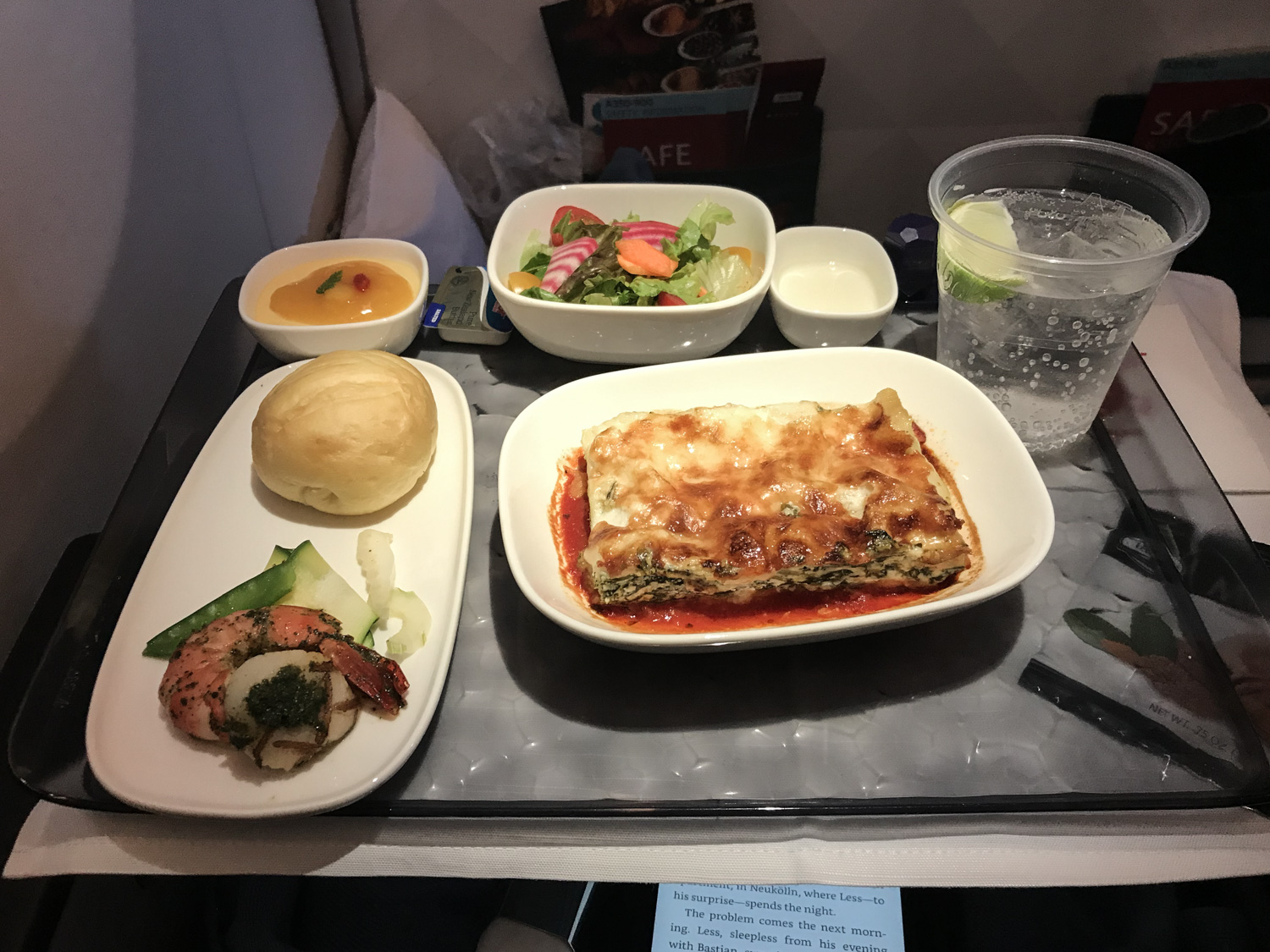 Tokyo –> Seattle in Delta's Premium Select Cabin | Flung